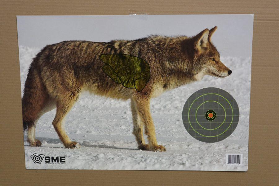 Skjutmål Färg Djur 4